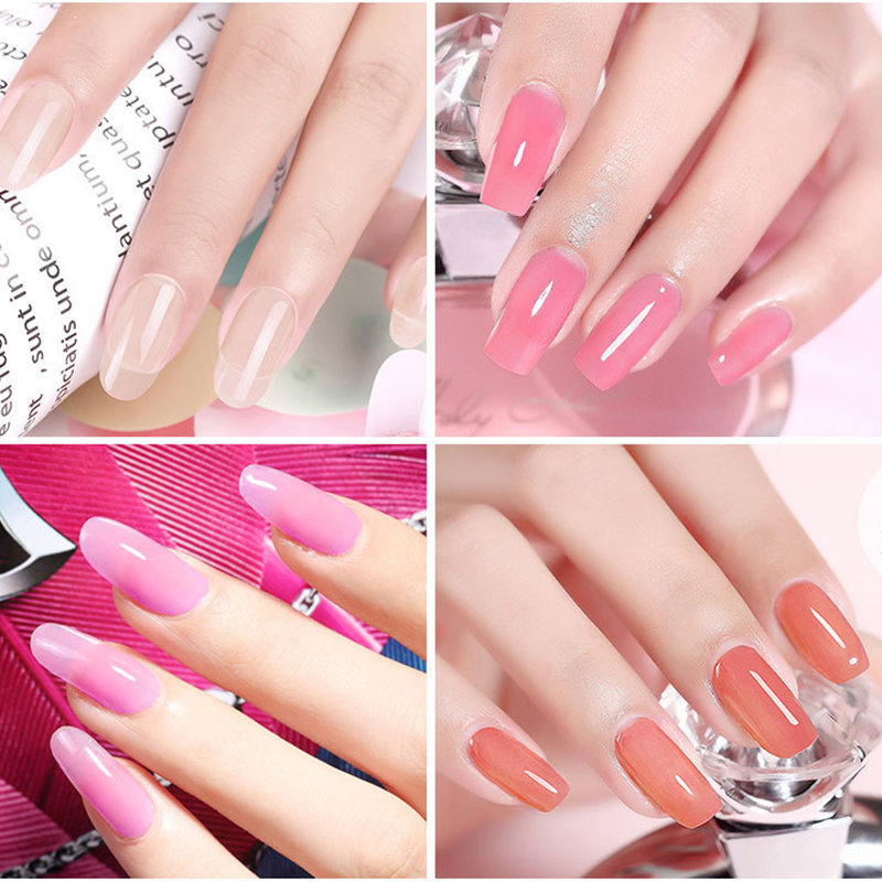 vettsy poly gel nail extension