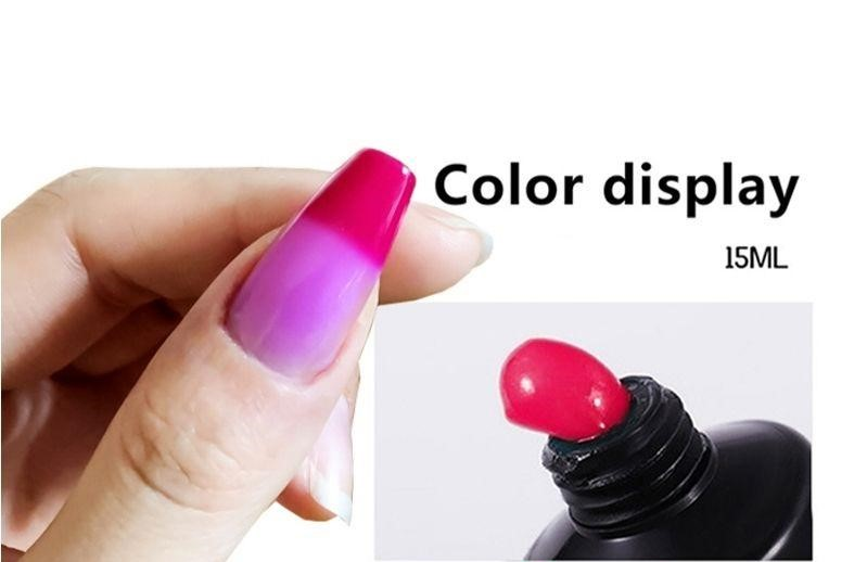 fuchsia-polygel-for-nail-extension